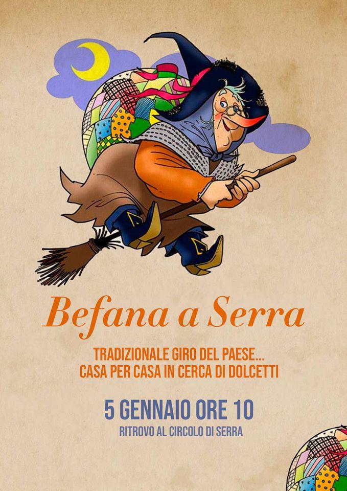 Befana A Serra Marliana