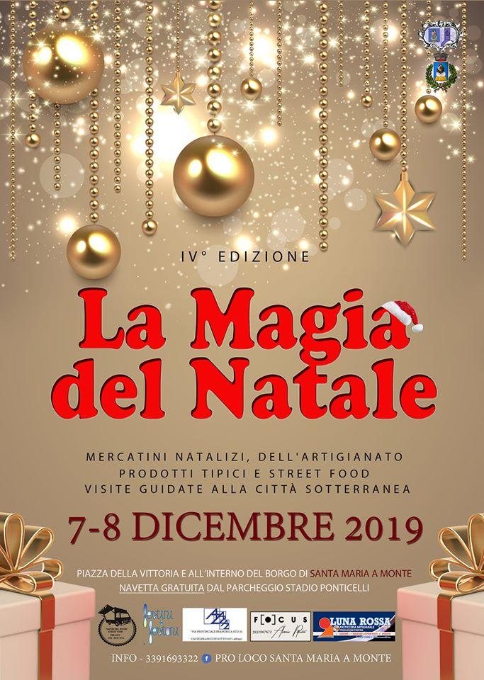 La Magia del Natale a Santa Maria a Monte