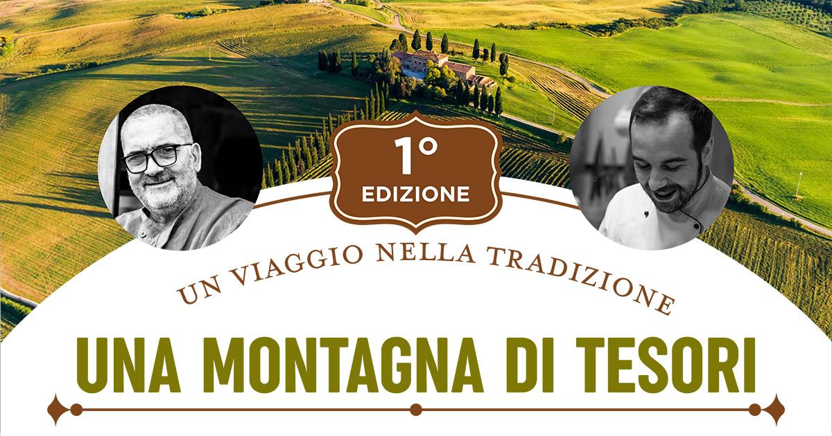 Una Montagna di Tesori, a cena con lo Chef Stefano Frassineti